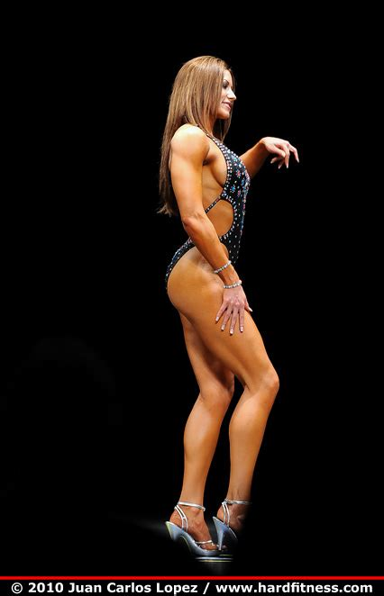 Jodie Minear - onepiece - 2010 IFBB Phoenix Pro