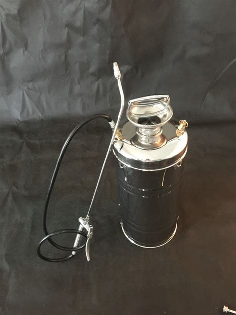 Home Depot Sprayer Tekanan Logam Otomatis Dengan Kunci ...