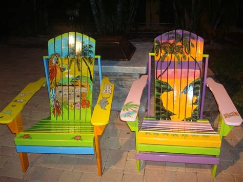 painted adirondack chairs home furniture design