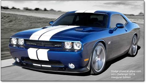 2011 2013 Dodge Challenger 392 Hemi SRT8 cars: Launch