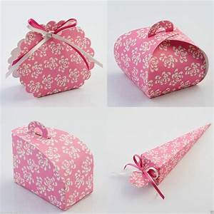 best quality diy vintage pink wedding party favour favor With wedding party favor boxes