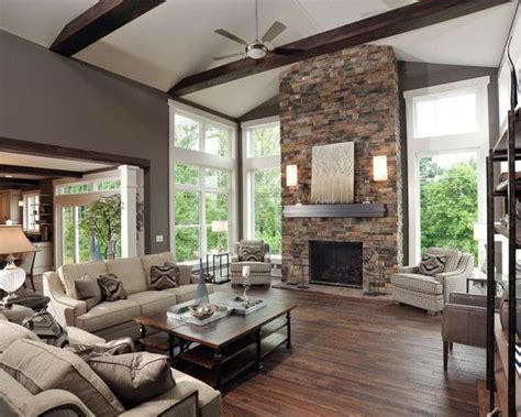 Living Room Fireplace : 78+ Ideas About Living Room Designs On Pinterest
