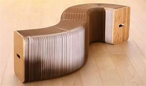 Meuble En Carton Design : stooly les meubles en carton qui font fureur ~ Melissatoandfro.com Idées de Décoration