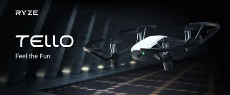 ryze tech tello drone kogancom