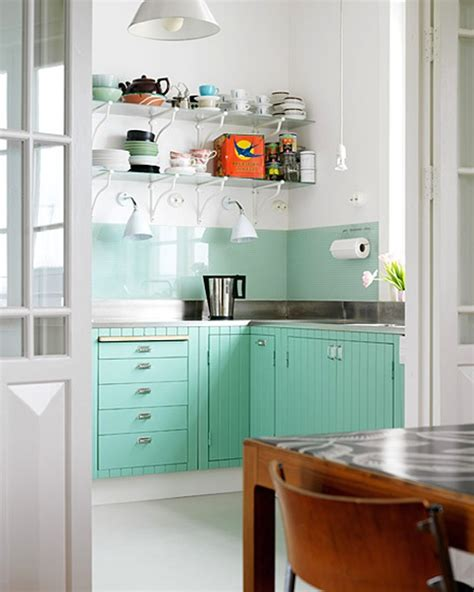 Colored Kitchen Cabinets by Colorful Kitchen Cabinets