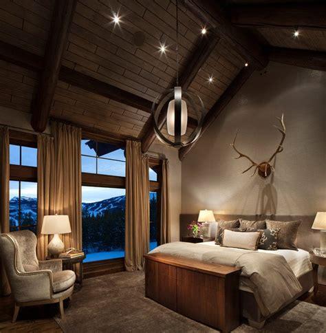 chambre rustique des idées pour décorer sa chambre avec un style rustique