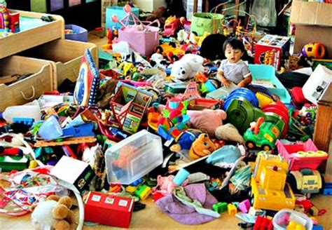 Image result for photos of mess at  christmas