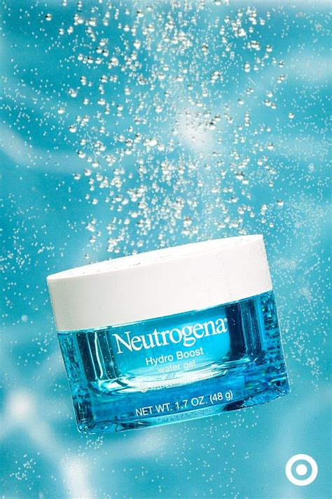 neutrogena hydro boost water gel facial moisturizer  quenches dry thirsty