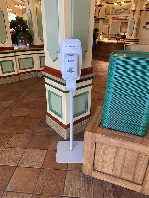 PHOTOS: Automated Hand Sanitizer Stations Added to Nearly ...
