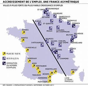 Emploi Comptable Le Havre : la france de l 39 emploi a bascul l 39 ouest d 39 une ligne le ~ Dailycaller-alerts.com Idées de Décoration