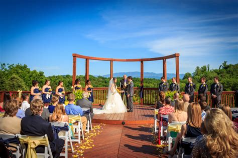 flower mountain weddings receptions