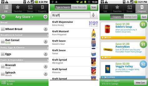 grocery app android best android apps for managing household tasks android