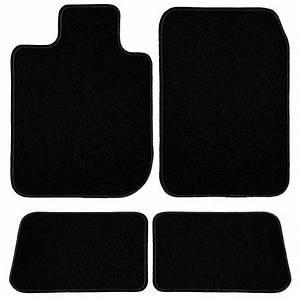 GGBAILEY Ford Mustang Black Classic Carpet Car Mats/Floor Mats, Custom Fit for 2015-2019 ...
