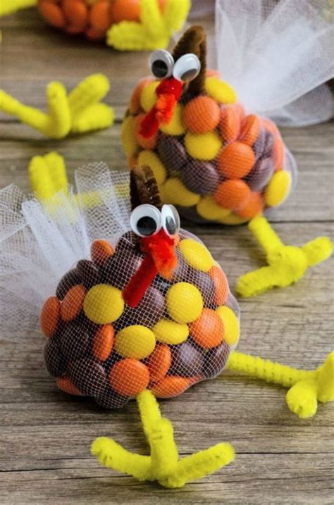 The site may earn a commission on some products. 10 Fun Thanksgiving Treats To Make With Your Kids ...