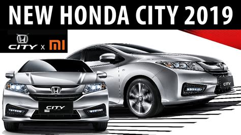 Wow!!! 2019 New Honda City