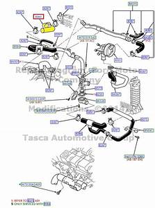 96 Mercury Sable Exhaust Diagram