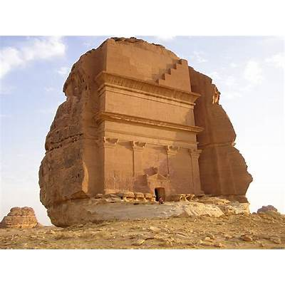 Mada'in Saleh the alternative to Petra – Here and There Blog