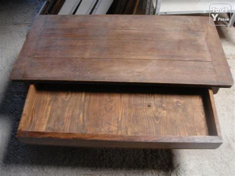 table basse ancienne beaucoup de cachet mauguio 34130