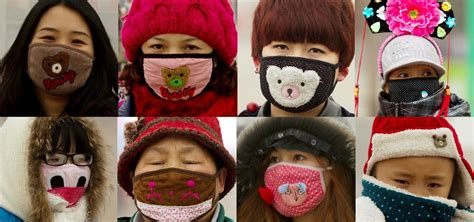 japanese face mask trend