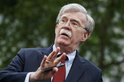 John Bolton Mars Attacks