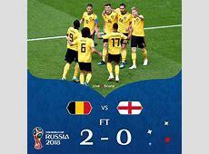 Belgium 20 England Full Highlight Video World Cup 2018