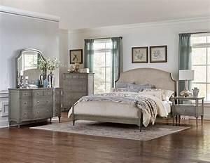 homelegance albright upholstered bedroom set barnwood With p and s home furniture