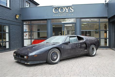 How Much Would You Pay For This Special 186 Mph Bmw M1
