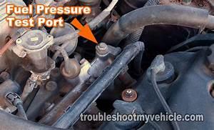 92 Honda Accord Fuel Pump Change