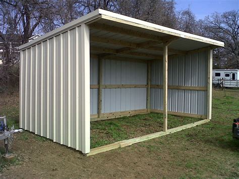 loafing shed kits missouri metal storage shed kits archives preengineered