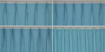 curtain heading style custom curtains drapes draperies sheers rods and tracks