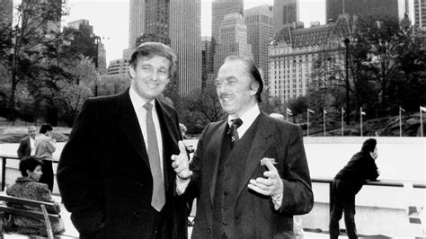 trump donald fred father trumps mary younger niece grandfather 1987 opening he central park getty toxic describes dynamic weakness kindness