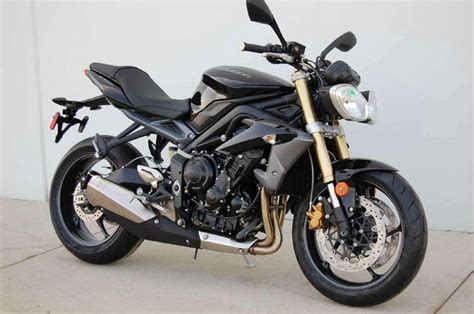 Buy 2013 Triumph Street Triple R Abs  Phantom Black On