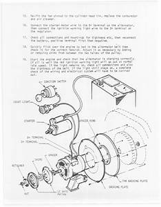Inspirational Brush Alternator Wiring Diagram  Diagrams