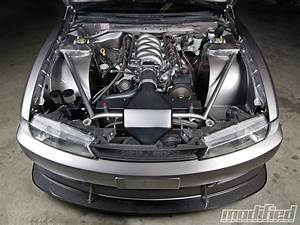 Nissan 240sx  S14  With Very Nicely Done Ls Swap