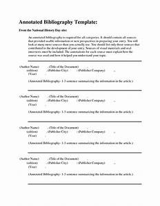 Best photos of national history day annotated bibliography for Free apa bibliography template
