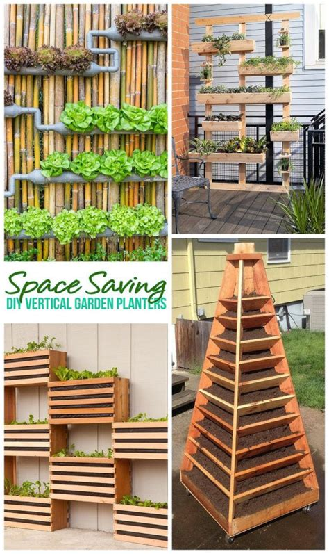 Vertical Gardening Diy by The Best Diy Vertical Gardens For Small Spaces Garten