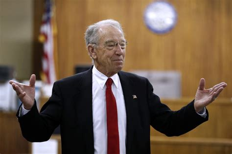 Watch Chuck Grassley flat-out lie about President Obama to