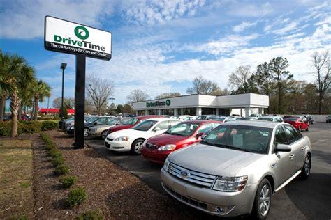 car dealer  charleston sc  drivetime