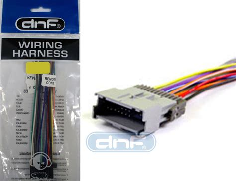 Radio Wiring by Car Stereo Cd Player Aftermarket Radio Wiring Harness 70