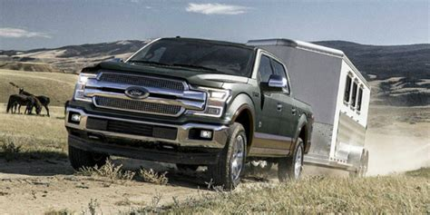 engine options  towing capacity    ford