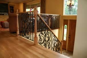 home interior railings top interior design interior wood and iron railings