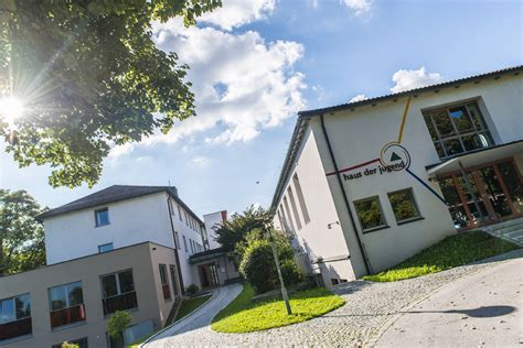 Haus Der Jugend Passau In Passau Bei Gruppenunterkünfte