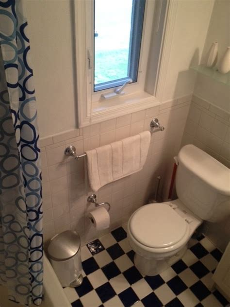 5x7 bathroom space total renovation