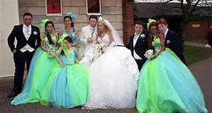 Bad Bridesmaid Dresses #TBT | TheFeministBride