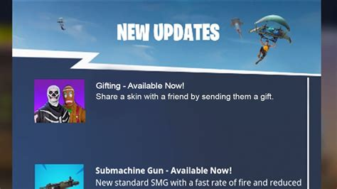 fortnite gifting new fortnite gifting system is here fortnite gifting