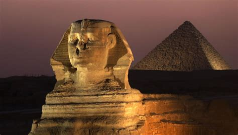 egyptian archaeologists find ancient sphinx statue newshub