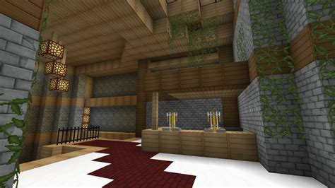 underground house minecraft map