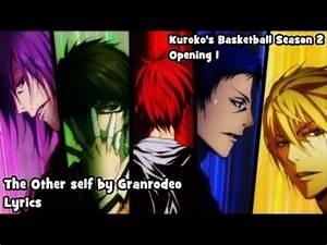 The Other Self by GRANRODEO Lyrics   Kuroko's Basketball ...