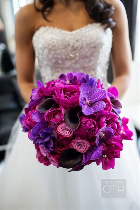 925 Best Images About Purple And Lavender Wedding Flowers On