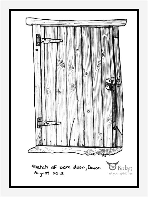 door sketch bulanlifestylecom